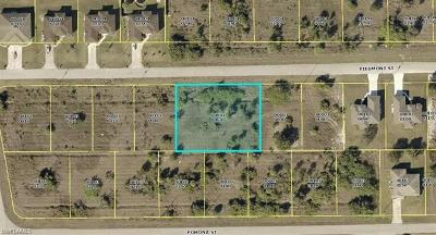 Residential Lots & Land For Sale: 418 Piedmont St