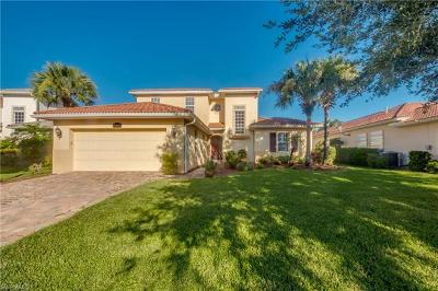 Fort Myers Single Family Home For Sale: 12042 Ledgewood Cir