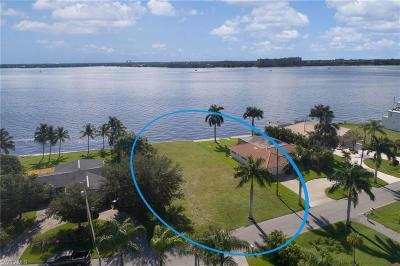 Cape Coral Residential Lots & Land For Sale: 5717 Riverside Dr
