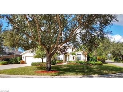 Fort Myers Single Family Home For Sale: 11141 Mahogany Run