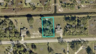 Fort Myers Residential Lots & Land For Sale: 15321 Cemetery Rd