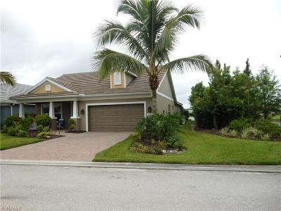 Fort Myers Single Family Home For Sale: 11591 Grey Egret Circle Grey Egret Cir