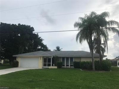 Cape Coral Single Family Home For Sale: 3406 SE 5th Avenue