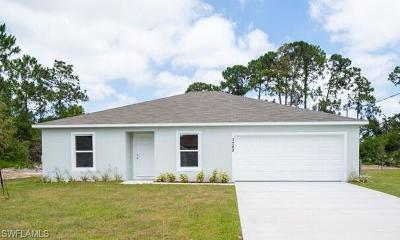 Cape Coral Single Family Home For Sale: 1334 NW 7th Pl