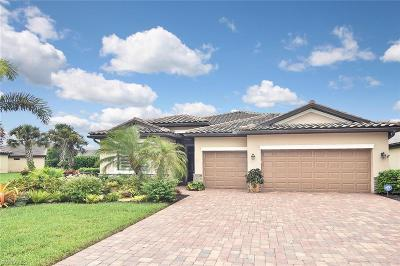 Estero Single Family Home For Sale: 13545 White Crane Pl