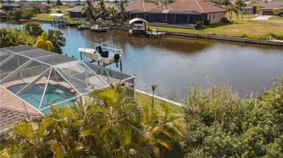 Cape Coral Single Family Home For Sale: 3632 NW 2nd Ter