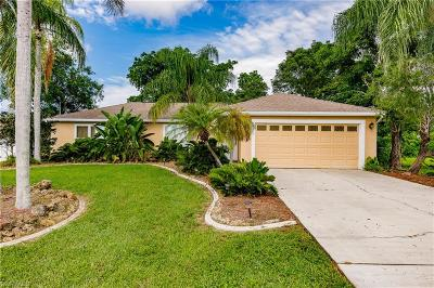 Cape Coral Single Family Home For Sale: 3312 SW 17th Pl