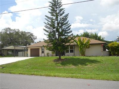 Punta Gorda FL Single Family Home For Sale: $189,900