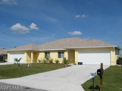 Lehigh Acres FL Multi Family Home Pending With Contingencies: $248,400