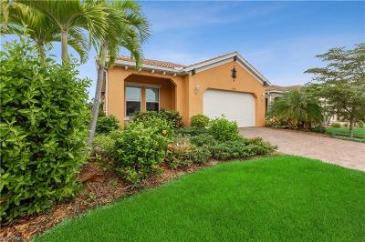 Fort Myers Single Family Home For Sale: 10396 Materita Dr