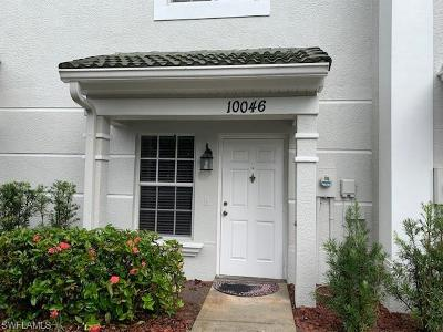 Fort Myers Condo/Townhouse For Sale: 10046 Spyglass Hill Ln