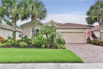 Cape Coral Single Family Home For Sale: 2544 Laurentina Ln