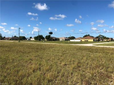 Lee County Residential Lots & Land For Sale: 2319 NE 5th Pl