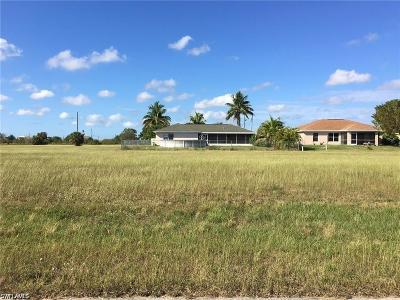 Lee County Residential Lots & Land For Sale: 1210 NE 6th Pl
