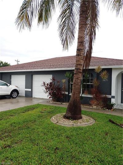 Cape Coral Multi Family Home For Sale: 3819 Skyline Blvd