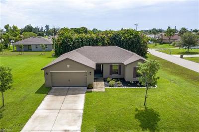 Cape Coral FL Single Family Home For Sale: $229,990