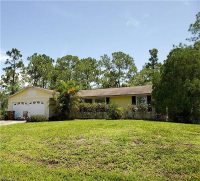 Lehigh Acres Single Family Home For Sale: 112 Louis Ave