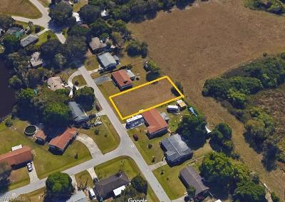 Fort Myers Residential Lots & Land For Sale: 2801 West Rd