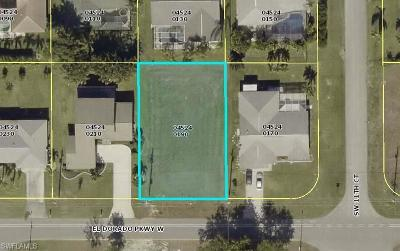 Lee County Residential Lots & Land For Sale: 1205 El Dorado Pky W