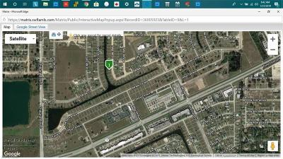Lee County Residential Lots & Land For Sale: 308 SW 13th Ct
