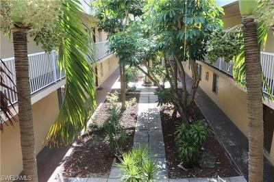 Fort Myers FL Condo/Townhouse For Sale: $69,000