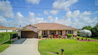 Lehigh Acres Single Family Home For Sale: 4016 6th St SW