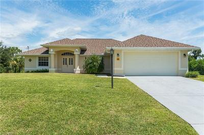 Lehigh Acres Single Family Home For Sale: 1311 E 9th St