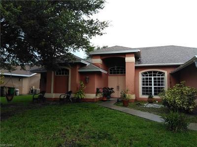 Cape Coral Single Family Home For Sale: 527 SE 18th Avenue