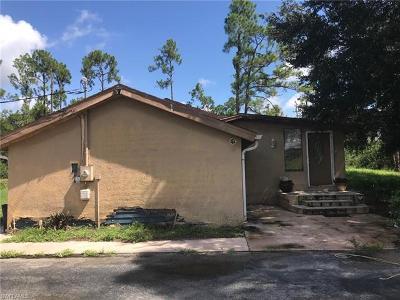 Naples Single Family Home For Sale: 2407 Randall Blvd