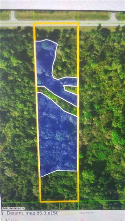 Collier County Residential Lots & Land For Sale: 22nd Ave SE