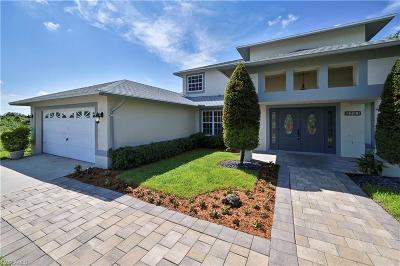 Lehigh Acres Single Family Home For Sale: 3701 10th St W