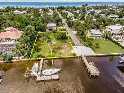 Fort Myers Beach Residential Lots & Land For Sale: 190 Hercules Dr