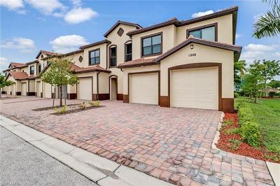 Cape Coral Condo/Townhouse For Sale: 1805 Samantha Gayle Way #216