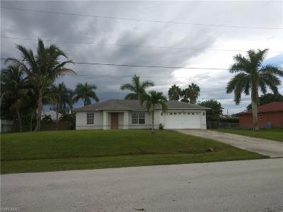Cape Coral Single Family Home For Sale: 929 SW 37th Ln
