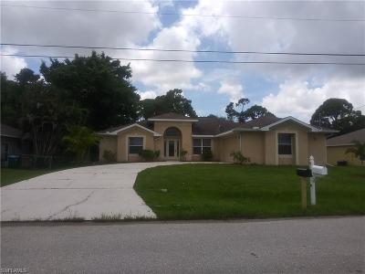 Cape Coral Single Family Home For Sale: 624 SW 4th Ter