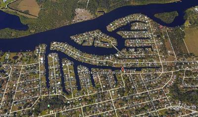 Fort Myers Residential Lots & Land For Sale: 13474 Caribbean Blvd