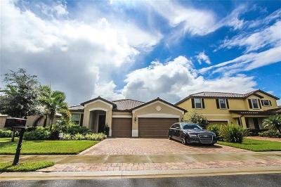 Estero Single Family Home For Sale: 13541 White Crane Pl
