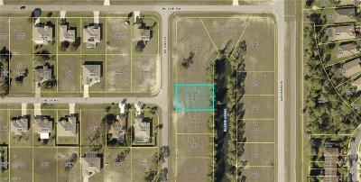 Cape Coral Residential Lots & Land For Sale: 3347 NE 23rd Pl