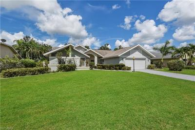 Fort Myers Single Family Home For Sale: 14549 Eagle Ridge Dr