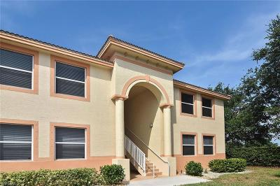 Fort Myers Condo/Townhouse For Sale: 15361 Bellamar Cir #124