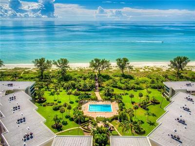 Sanibel, Captiva Condo/Townhouse For Sale: 1605 Middle Gulf Drive #121