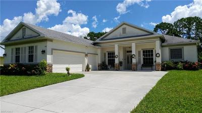 Lehigh Acres Single Family Home For Sale: 816 Palmetto Ave
