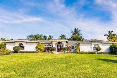 Cape Coral Single Family Home For Sale: 403 SW 53rd Ter