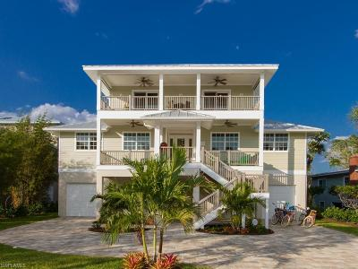 Fort Myers Beach FL Single Family Home For Sale: $1,875,000