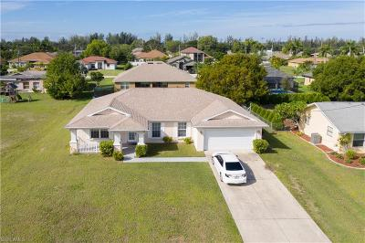 Cape Coral Single Family Home For Sale: 2700 SW 15th Ave