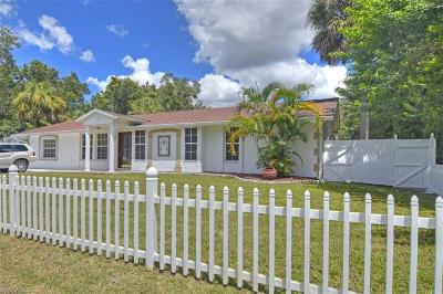 Port Charlotte Single Family Home For Sale: 21032 Evanston Ave