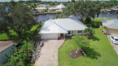 Fort Myers FL Single Family Home For Sale: $454,900