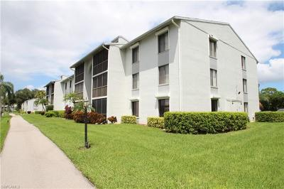 Fort Myers Condo/Townhouse For Sale: 9970 Sailview Ct #17