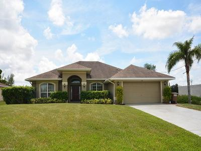 Cape Coral Single Family Home For Sale: 730 SW 12th Street