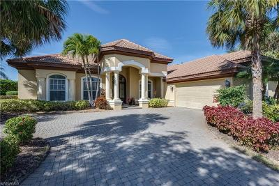Fort Myers Single Family Home For Sale: 3460 Cypress Marsh Dr